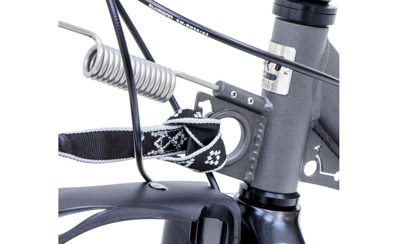 Footbikes WA - Mushing Pro Grey