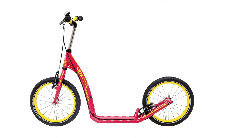 Footbikes WA Street Fun Kid G5 Azalea Colour