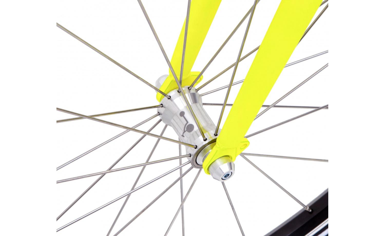 Footbikes WA Street Tour Max G5 Lemon Colour